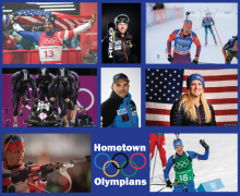 Hometown Olympians will be honored in a Saranac Lake Parade!